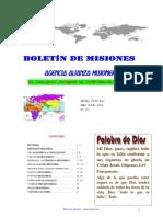 Boletin de Misiones 16-07-2012