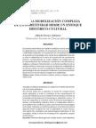 Modelización compleja de la subjetividad