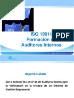 Curso Auditoria ISO 19011