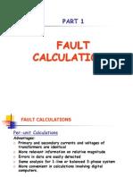 Fault Calculations