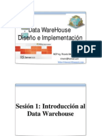 Data Warehouse Introduccion