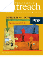 Development Outreach Business and Poverty Brochure