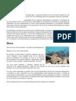 Petrología - geologia