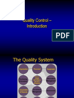 QS -Quality Control