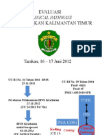 Evaluasi Clinical Pathways RSUD Tarakan