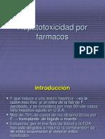 Hepatotoxicidad por fármacos22