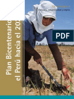 fascículo 5 Plan Bicentenario