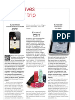 Psi Bands featured in Swiss Air Magazine