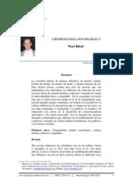 Criminología SociológicaDyC