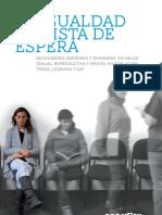 LaigualdadenlistadeesperaNecesidades Peru Promsex