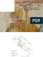 Ancient Italy 4.2 Etruscans and Samnites in Campania