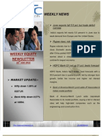 WEEKLY EQUTY REPORT BY EPIC RESEARCH - 16  JULY  2012