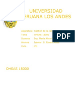 OSHAS 18000 - 1