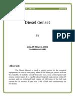 Diesel Genset