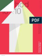 10x10 Brand as Context in Interaction Design