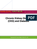 Chronic Kidney Disease (CKD) and Diabetes Treatment
