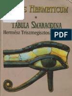 Corpus Hermeticum - Hermész Triszmegisztosz tanításai