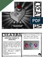 Creatura+julio+2012