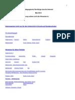 Pädagogische Streifzüge durchs Netz Mai 2012