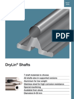 DryLin Shafts