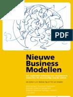 WP Nieuwe Business Modellen Jan Jonker e.A