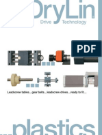 DryLin drive Technology- introduction chapter