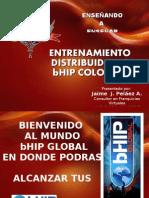 Entrenamiento Fuerte bHIP Global...Colombia.