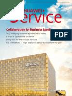 Service Magazine, Huawei - Feb 12