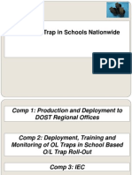 DOST OL Trap in Schools Nationwide