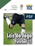 Leis Do Jogo Futebol 11 2012.2013