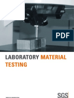 Ind English Laboratory Material Testing