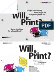 PDF Indesign Guidelines