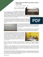 2012 - Giugno 11 - Lungotevere.net - Radio Vaticana, Gli Effetti Di Una Bomba Atomica a Nord Di Roma