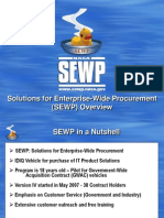 SEWP Presentation