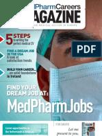 MedPharm Careers Magazine - Summer 2012