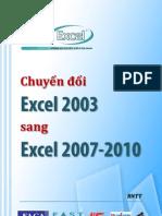 Chuyen Doi Excel 2003 Sang 2007-2010