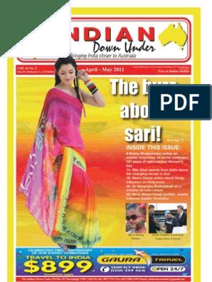 TIDU E Paper April-May 2012 | Politics