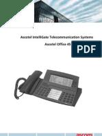 Manual - Ascom Office 45