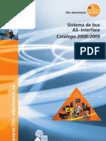 Catalogo IFM