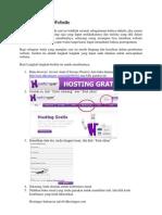 Cara Membuat Website dengan wordpress