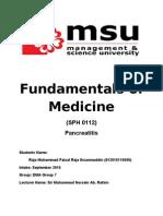 Fundamentals of Medicine