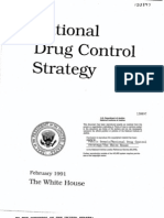 1991 National Drug Control Strategy