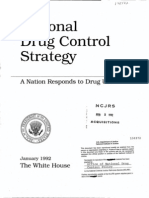 1992 National Drug Control Strategy