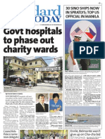 Manila Standard Today -- July 17, 2012