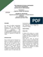 Segmentos de Display (7 Segmentos)  y Contador Numérico