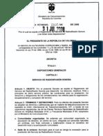 Decreto2805de31de072008