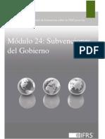 24_Subvenciones Del Gobierno