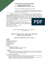 NT 002 Classificação de Risco -  Revisão 2009