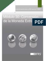 30_Conversion de La Moneda Extranjera