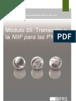 35_Transicion a La NIIF Para Las PYMES
